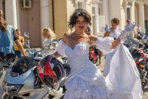 Фото фестиваля невест 2017 в Феодосии #4432