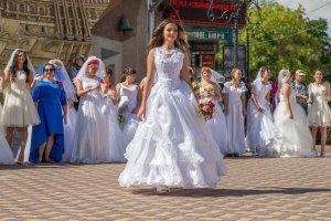 Фото фестиваля невест 2017 в Феодосии #4435
