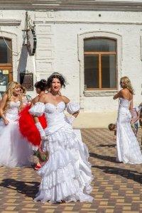 Фото фестиваля невест 2017 в Феодосии #4433