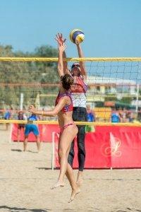 Фото турнира по пляжному волейболу в Феодосии #3602