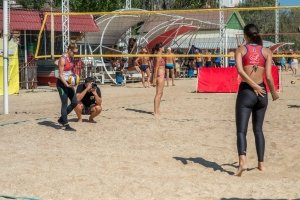 Фото турнира по пляжному волейболу в Феодосии #3591