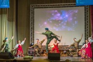 Фото концерта в честь открытия 171 отдельного десантного батальона в Феодосии #5978