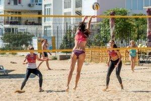 Фото турнира по пляжному волейболу в Феодосии #3594