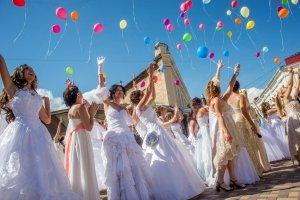 Фото фестиваля невест 2017 в Феодосии #4434