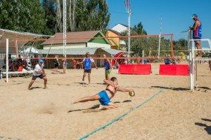 Фото турнира по пляжному волейболу в Феодосии #3601