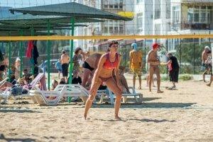 Фото турнира по пляжному волейболу в Феодосии #3599