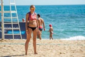 Фото турнира по пляжному волейболу в Феодосии #3587
