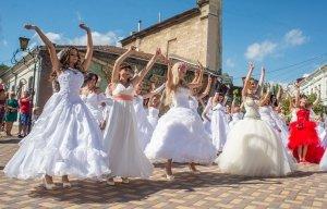 Фото фестиваля невест 2017 в Феодосии #4445