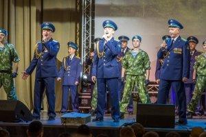 Фото концерта в честь открытия 171 отдельного десантного батальона в Феодосии #5974