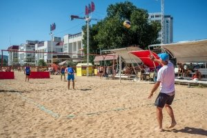 Фото турнира по пляжному волейболу в Феодосии #3600
