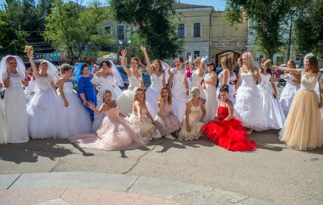 Фото фестиваля невест 2017 в Феодосии #4412
