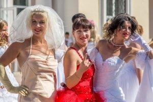 Фото фестиваля невест 2017 в Феодосии #4450