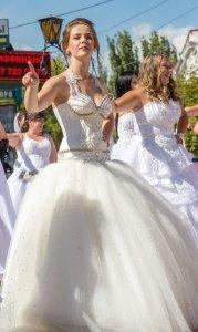 Фото фестиваля невест 2017 в Феодосии #4431