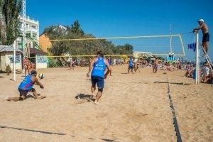 Фото турнира по пляжному волейболу в Феодосии #3603