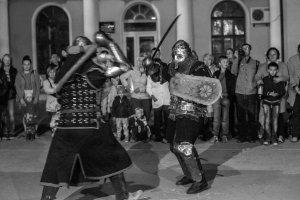 Фото рыцарского турнира в Феодосии #5528