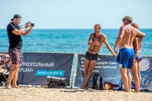 Фото турнира по пляжному волейболу в Феодосии #3595