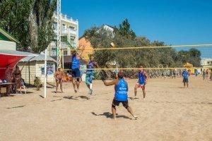 Фото турнира по пляжному волейболу в Феодосии #3586