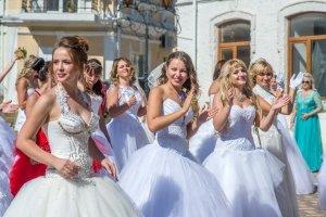 Фото фестиваля невест 2017 в Феодосии #4449