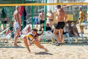 Фото турнира по пляжному волейболу в Феодосии #3604