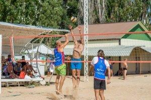 Фото турнира по пляжному волейболу в Феодосии #3596