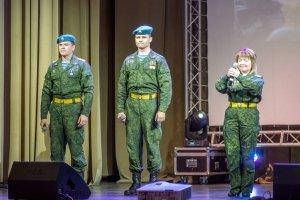 Фото концерта в честь открытия 171 отдельного десантного батальона в Феодосии #5962