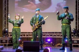 Фото концерта в честь открытия 171 отдельного десантного батальона в Феодосии #5985