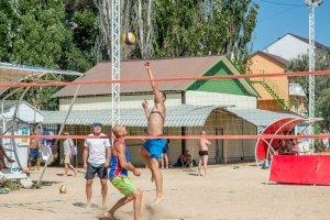 Фото турнира по пляжному волейболу в Феодосии #3584