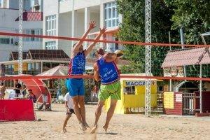 Фото турнира по пляжному волейболу в Феодосии #3585