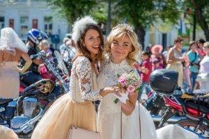 Фото фестиваля невест 2017 в Феодосии #4427
