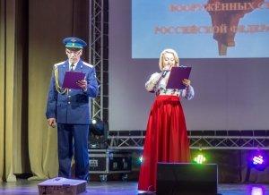 Фото концерта в честь открытия 171 отдельного десантного батальона в Феодосии #5968