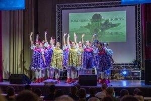 Фото концерта в честь открытия 171 отдельного десантного батальона в Феодосии #5976