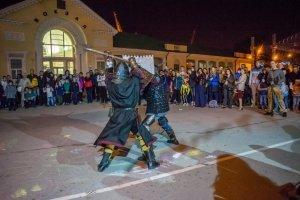 Фото рыцарского турнира в Феодосии #5524