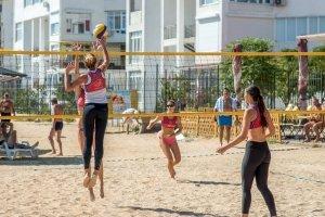 Фото турнира по пляжному волейболу в Феодосии #3605