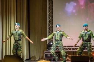 Фото концерта в честь открытия 171 отдельного десантного батальона в Феодосии #5984