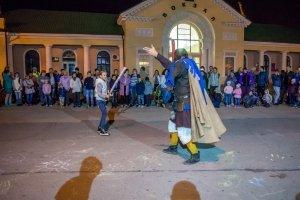Фото рыцарского турнира в Феодосии #5532