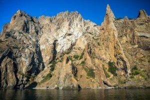 Фото Кара-дага, экскурсия вдоль вулкана Кара-даг #3570