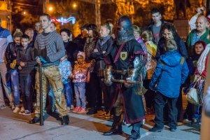 Показательные выступления рыцарей в Феодосии #5546