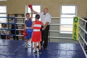 Фото XXI Республиканского турнира по боксу памяти Ефимова В.Ф в Феодосии #5717