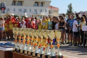 Фото II турнира по многоборью среди школьников Феодосии #3823