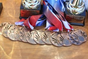 Фото II турнира по многоборью среди школьников Феодосии #3841