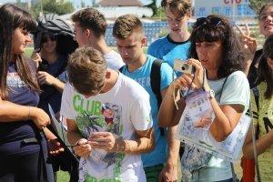 Фото II турнира по многоборью среди школьников Феодосии #3831