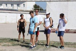 Фото II турнира по многоборью среди школьников Феодосии #3832