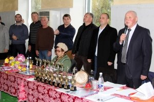Фото XXI Республиканского турнира по боксу памяти Ефимова В.Ф в Феодосии #5719