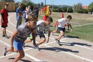 Фото II турнира по многоборью среди школьников Феодосии #3822