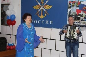 Автошкола ДОСААФ. 60-летний юбилей #6649