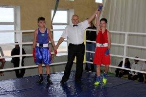 Фото XXI Республиканского турнира по боксу памяти Ефимова В.Ф в Феодосии #5716