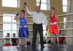 Фото XXI Республиканского турнира по боксу памяти Ефимова В.Ф в Феодосии #5707