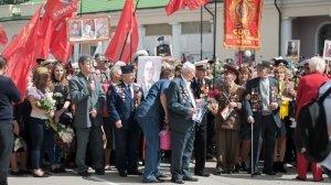 Фото празднования Дня Победы в Феодосии #1636