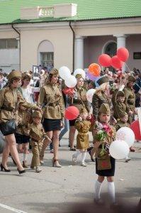 Фото празднования Дня Победы в Феодосии #1637