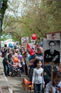 Фото празднования Дня Победы в Феодосии #1642